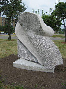 Louise Lemire sculpteure